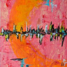 Abstract art1-2019 by Sonali Gangane