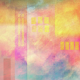 Abstract City by Terry Davis