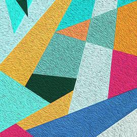 Abstract Inspiration by Johanna Hurmerinta