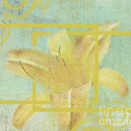 Abstract Lily by Pam  Holdsworth