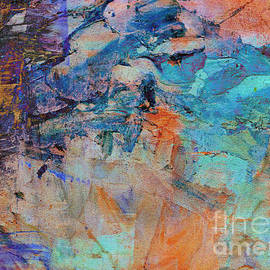 Abstract Passion by Diann Fisher