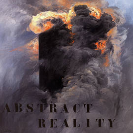 Abstract Reality by Hans Egil Saele