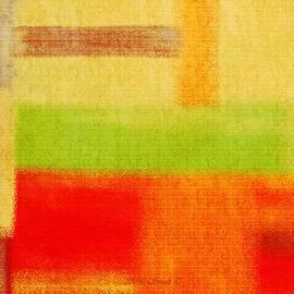 Abstract series 8 by Sonali Gangane
