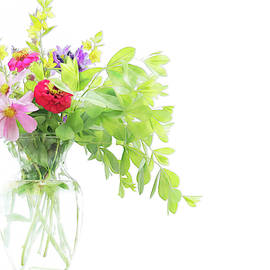 Abundant Blossoms by Lori Soucie