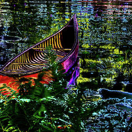 Adirondack Guide Boat by David Patterson