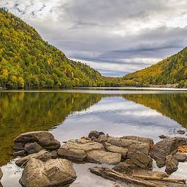 Adirondack Reflection by Kevin Craft
