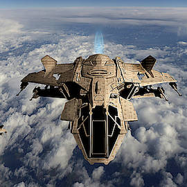 Advanced Aircraft by Marc Ward