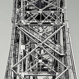 Aerial Lift Bridge-duluth, Mn by Pam  Holdsworth