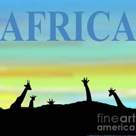 Africa by Ed Moore