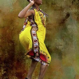 African Dance by Eva Lechner