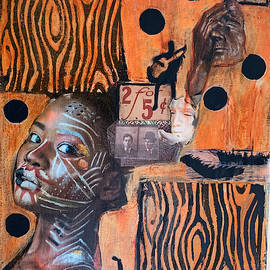 African Slavery by Femina Photo Art By Maggie