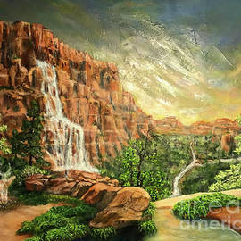 After the Storm Zion by Bonnie Marie
