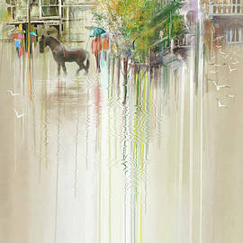 Afternoon delight by Boghrat Sadeghan