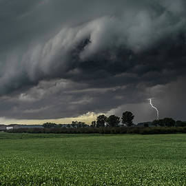 Afternoon Storm II by Dave by Photography By Phos3 Kathryn Parent and Dave Paddick