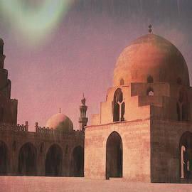 Ahmad ibn Tulun Mosque by Bearj B Photo Art
