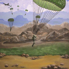 Airborne by Rick Mcclelland