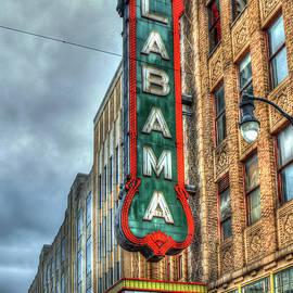 Alabama Theatre 7 Historic Birmingham Alabama Signage Art by Reid Callaway