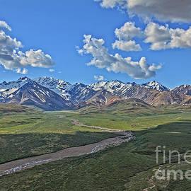 Alaska Range by Robert Bales