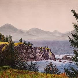 Alaskan Frontier  by Larry Schultz