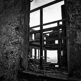 David Gordon - Alcatraz III BW