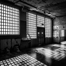 David Gordon - Alcatraz V BW