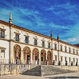 Alcobaca Monastery - Portugal by Stuart Litoff
