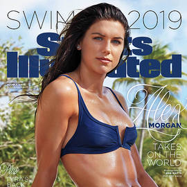 Alex Morgan Swimsuit 2019 Sports Illustrated Cover
