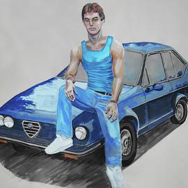 Alfa Romeo Dude by Irina Sztukowski