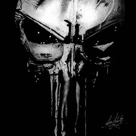 James Schultz - The Punisher Drawing