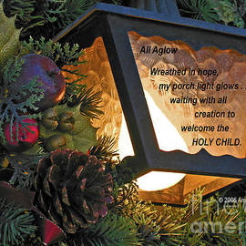All Aglow by Ann Horn