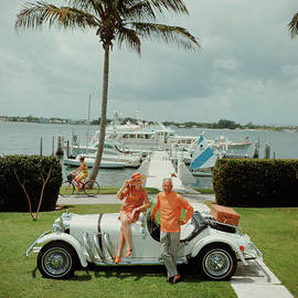All Mine by Slim Aarons