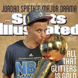 All That Glitters Is Gold Sports Illustrated Cover