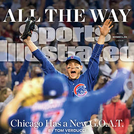 All The Way Chicago Has A New G.o.a.t. Sports Illustrated Cover