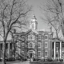 Allegheny College Bentley Hall by University Icons
