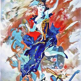 Allegorie de la Musique by Jack Torcello