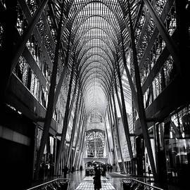 Brian Carson - Allen Lambert Galleria Toronto Canada No 2
