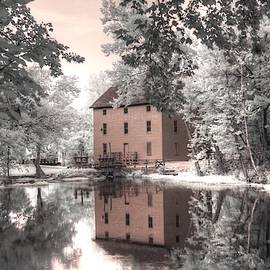 Alley Springs Ozarks National Scenic Riverway infrared