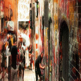 Melbourne Alley Walk Cityscape Photography by Bellesouth Studio