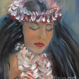 Aloha Hula 11 by Jenny Lee