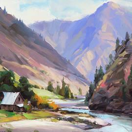 Steve Henderson - Along the Salmon River