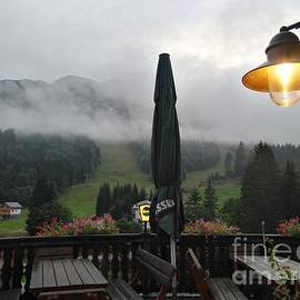 Alpen After Raining - 1 by Lamei Lepschy Bian