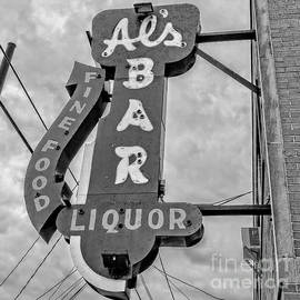 Al's Bar by Lenore Locken