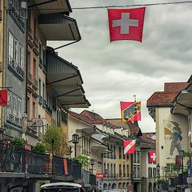 Altstadt Thun by Liran Eisenberg