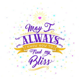 Always Find My Bliss by Barry Costa