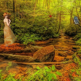 Amber and The Owl by Judy Vincent