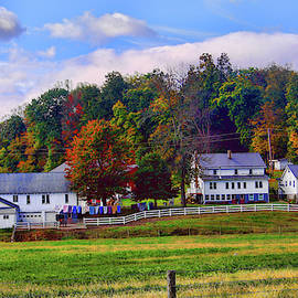 Amish Serenity by Jack Hunt