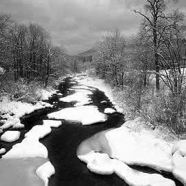 Ammonoosuc River by Joseph Smith