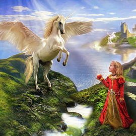 An Apple For Pegasus by Diana Haronis