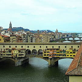 An Everlasting Symbol of Florence by Lyuba Filatova