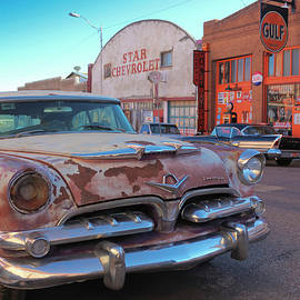 An Old Rusted Classic Dodge, Lowell, Arizona by Derrick Neill